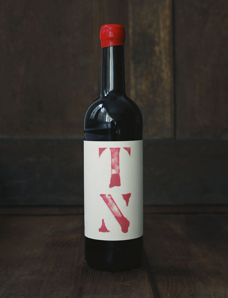 TN Tinto Natural Rouge 2017, Partida Creus