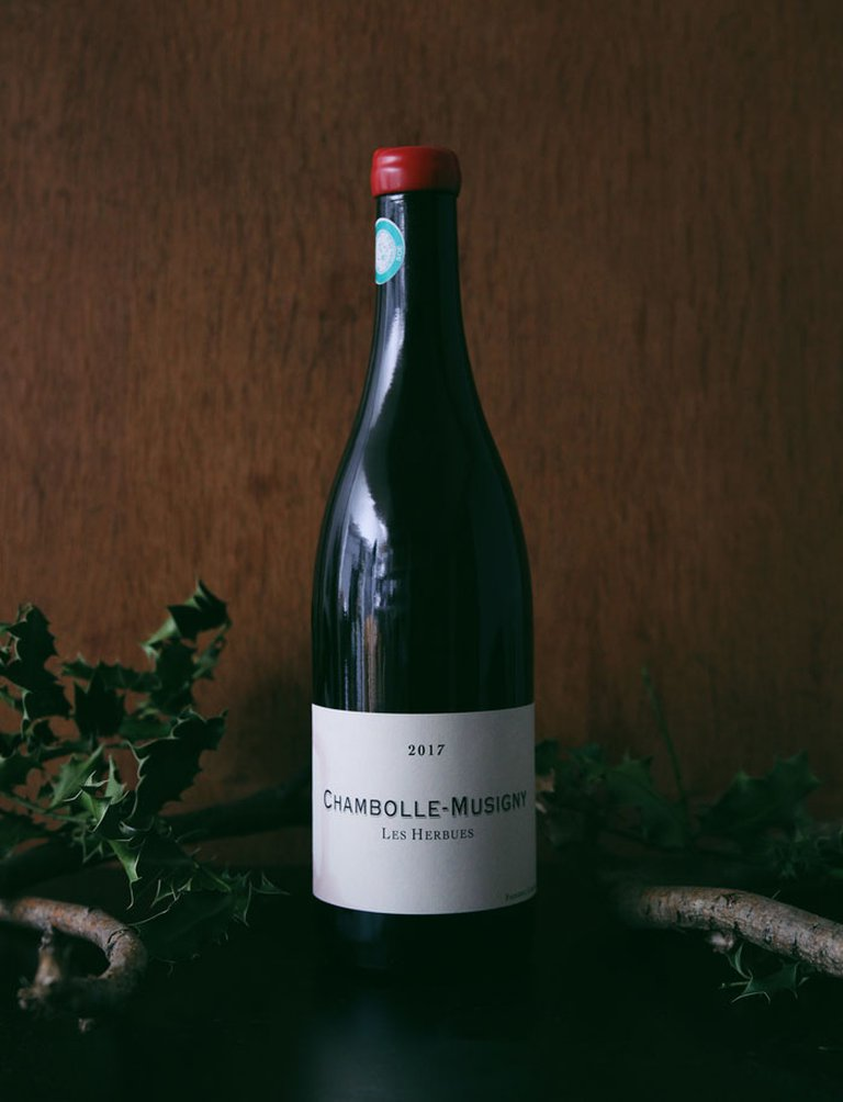 Chambolle Musigny Les Herbues Rouge 2017, Frédéric Cossard