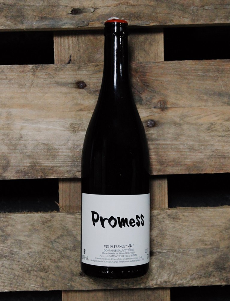 Promess Rouge 2017, Domaine Sauveterre