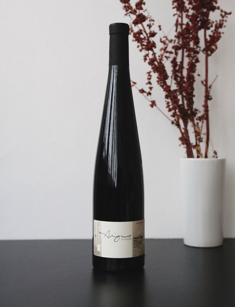 Jean-Marc Dreyer - Pinot Noir Anigma - rouge - 2018