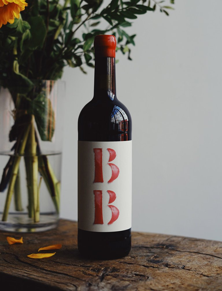 BB Bobal Rouge 2018, Partida Creus -40% : 15€ vs 25€