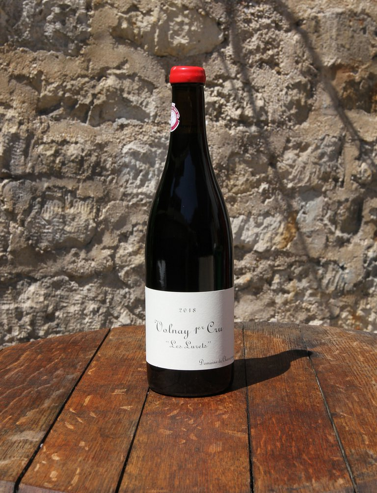 Volnay 1er Cru Les Lurets Rouge 2018, Frederic Cossard