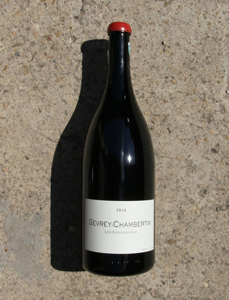 Magnum Gevrey Chambertin Les Genevrières Qvevris Rouge 2018, Frederic Cossard