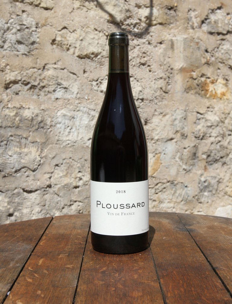 Ploussard Rouge 2018, Frederic Cossard