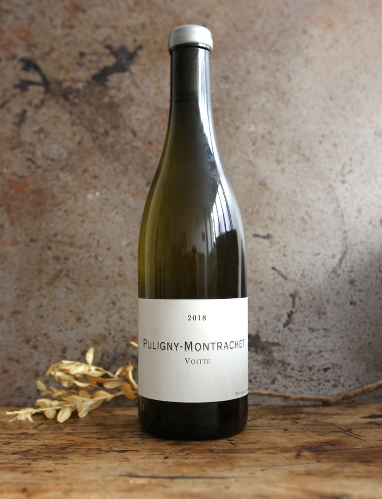 Puligny Montrachet Voitte Blanc 2018, Frederic Cossard