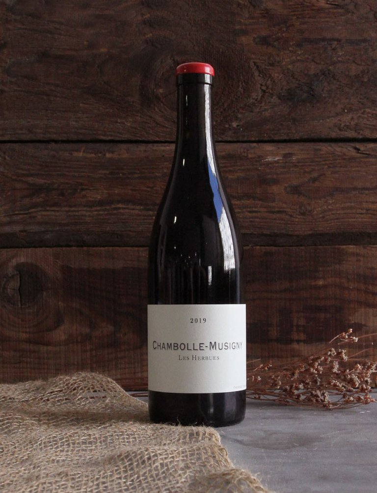 Chambolle Musigny Les Herbues Rouge 2019, Frédéric Cossard